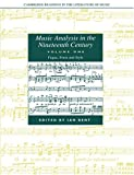 img - for Music Analysis in the Nineteenth Century: Volume 1, Fugue, Form and Style (Cambridge Readings in the Literature of Music) book / textbook / text book
