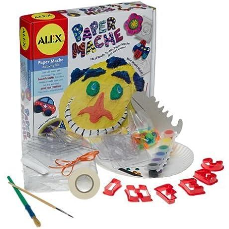 Paper Mache Kit By Alex Toys
