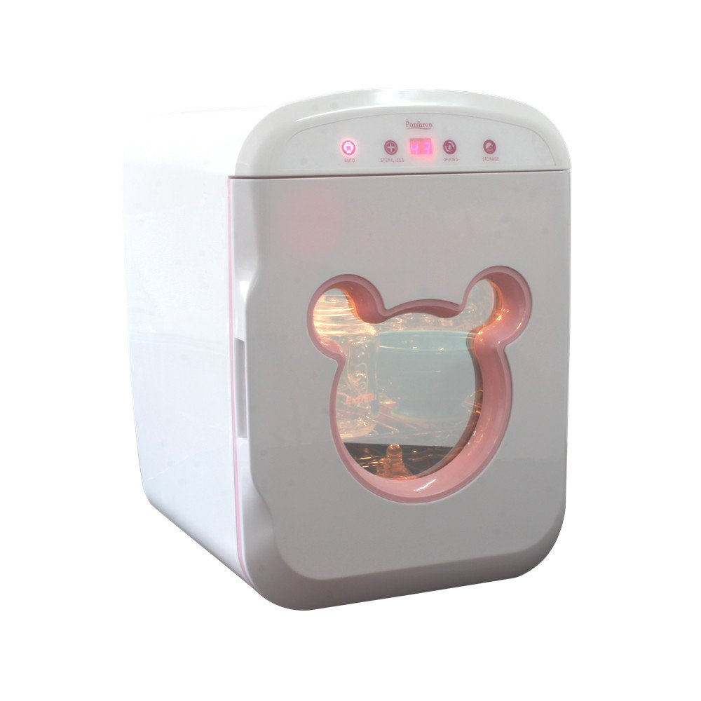 Porshron UV Sterilizer and Dryer for Baby Bottle, Toys and More