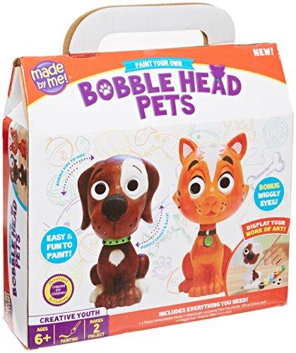 Bobble Head Kit - Made By Me Friendship Bobble Head Pets Kit