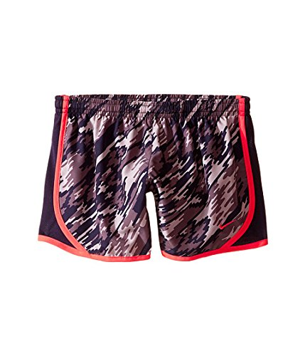 Nike Girls Dry Tempo Running Shorts Purple Dynasty (524) / Purple Dynasty / Ember Glow