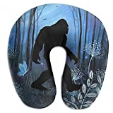 Raglan Carnegie Into The Wood U Shaped Pillow Neck Head Cushion Support Rest Outdoors Car Office Home Travel Pillow