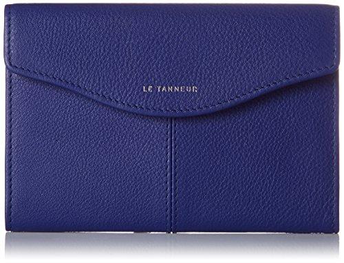 Le Tanneur Valentine Ttv3400 - Carteras Mujer Azul (Majorelle)
