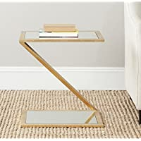 Safavieh Home Collection Andrea Gold Accent Table