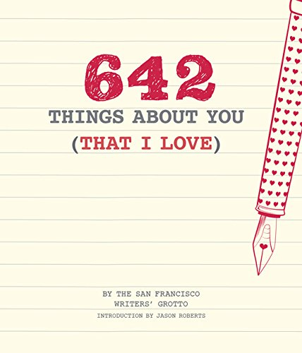 Pdf Reference 642 Things About You (That I Love)