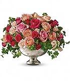 Royal Flush Plaza Flowers - Valentine's Day Gift Fresh Flowers Deal