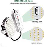 120W Shoebox LED Retrofit Kits Replacement 400W