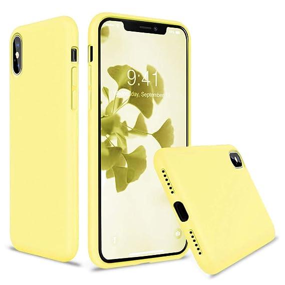iphone xs lemon case