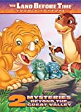 The Land Before Time Double Feature (The Secret of Saurus Rock / The Stone of Cold Fire)