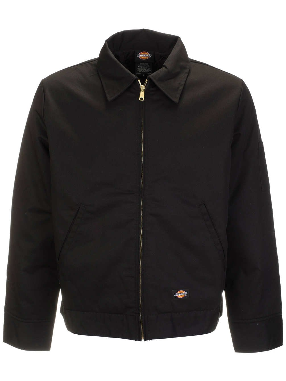 Dickies TJ15BK-2X-RG Insulated Eisenhower Jacket 2X-Large Black