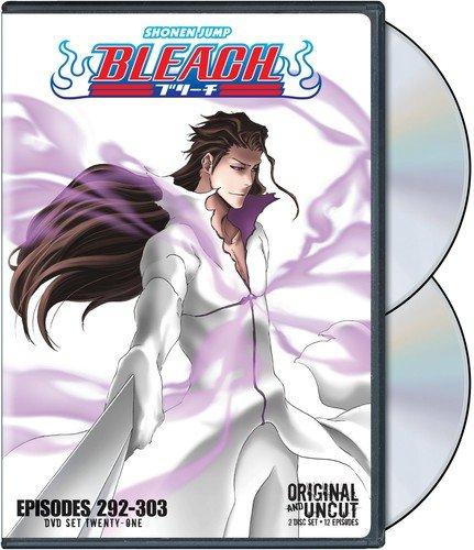 Bleach Uncut Set 21 (DVD)