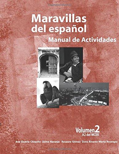 Download Maravillas del Espanol - Manual de Actividades (Volume 2) (Spanish Edition) pdf epub