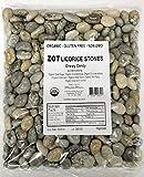 ZOT Chewy Licorice Stones In Bulk, 2.2 Pound
