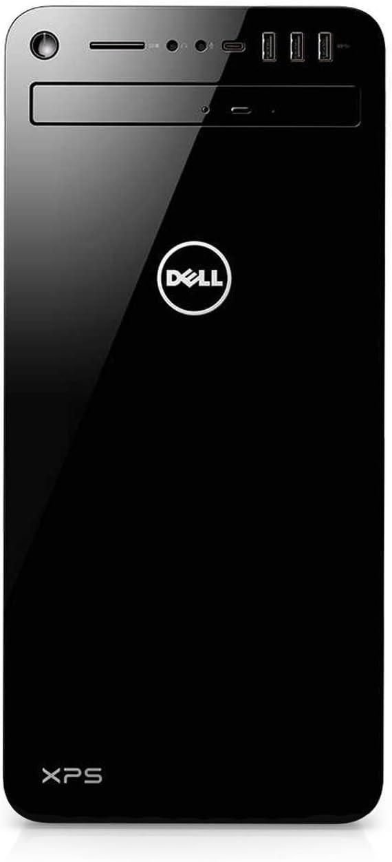 Dell XPS 8930 Tower Desktop i7-8700 6-Core up to 4.60 GHz, 16GB DDR4 Memory, 1TB SATA Hard Drive, 4GB Nvidia GeForce GTX 1050Ti Windows 10 Black (Certified Refurbished)