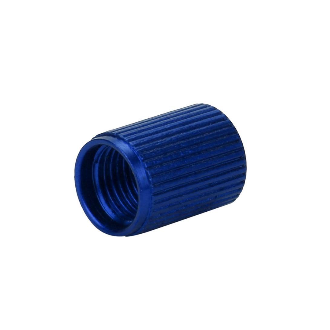 Gaddrt 4/pcs Tapones de v/álvula de Aluminio Neum/ático Rueda V/álvula De Aire Tapas Antipolvo Tapas de Coche de la Novedad Divertido Coche Caps