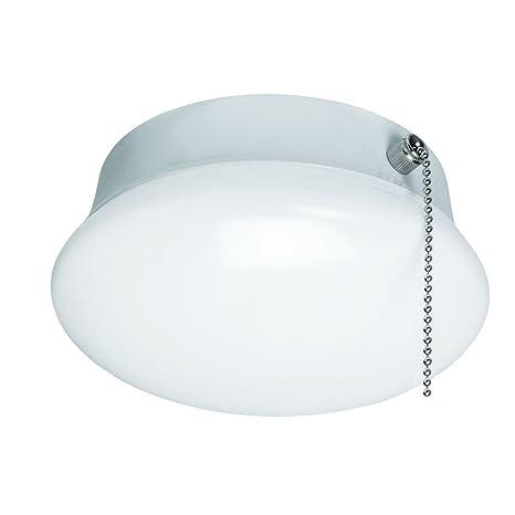 Amazon.com: 7 en. Brillante LED de techo Ronda Blanca Fácil ...