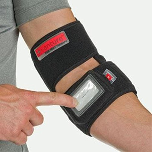 Rechargeable Heat Therapy Elbow Wrap (Large/X Large)