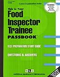 Food Inspector Trainee, Jack Rudman, 0837329981