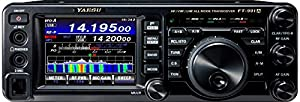 "Yaesu Original FT-991A HF/50/140/430 MHz All Mode ""Field Gear"" Transceiver - 100 Watts (50 Watts on 140/430MHz) - 3 Year Warranty by Yaesu"