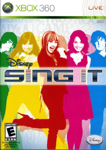 Sing It - Xbox 360 - Chandler In Outlet