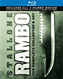 DVD : Rambo: The Complete Collector's Set (First Blood / Rambo: First Blood Part II / Rambo III / Rambo) [Blu-ray]