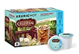 Celestial Seasonings Southern Sweet Perfect Iced Tea, Keurig K-Cups, 72 Count