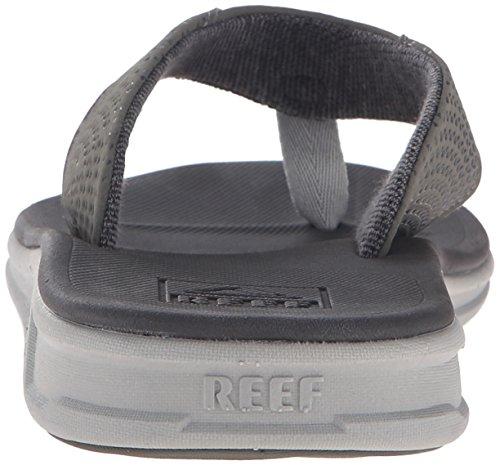 Reef Rover, Sandalias Flip-Flop para Hombre Grey