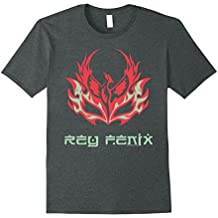 Legends of Lucha Libre - Rey Fenix - Reborn Mask - T-shirt