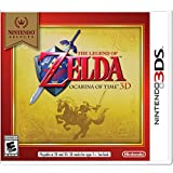 Nintendo Selects: The Legend of Zelda: Ocarina of Time 3D - Nintendo 3DS