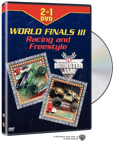 Iii Racing - Clear Channel Motorsports - Monster Jam World Finals III: Racing and Freestyle