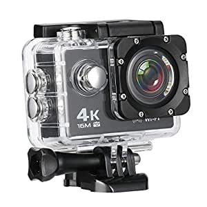 MixMart Underwater Digital Camera,16 MP,Other Optical Zoom and 2 Inch Screen - 4K