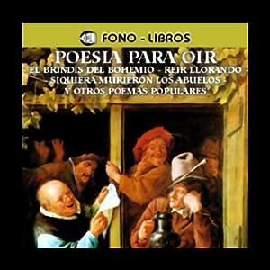 Poesia Para Oir [Poetry to Hear] Audiobook
