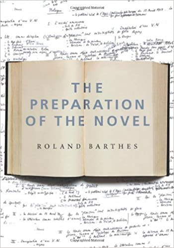 European Perspectives: A Series in ... The Preparation of the Novel