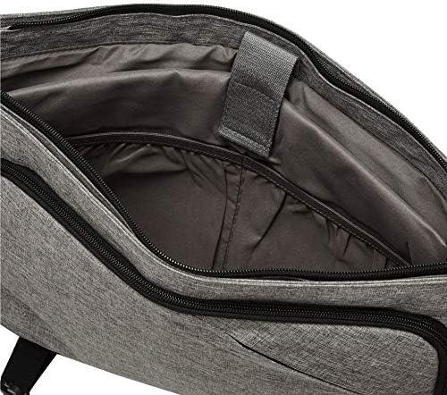 ショルダーバッグ ブリーフケース 大容量 ショルダー バッグ PC A4 通勤 18060008#2 グレー