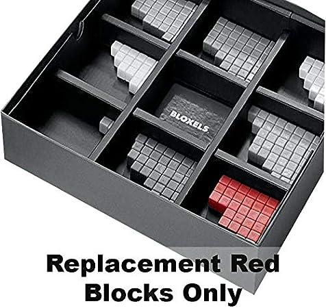 Fisher Price Bloxels Replacement Orange Blocks Mattel