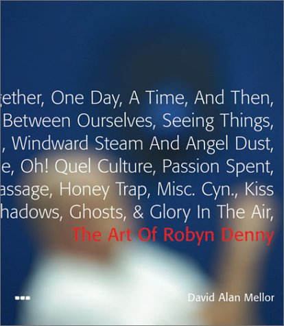 Art of Robyn Denny
