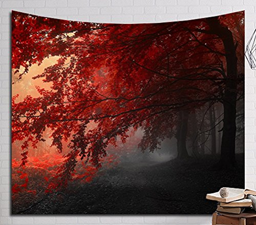 Multi-size Nature Scene Wall Hanging Tapestry Mural Decoration LivebyCare Tablecloth Lightweight Fabric Decorative Wall Tapestries Decor Art Beach Towel Table Cloth Cover for Men Women Study Room