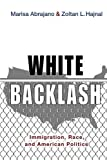 img - for White Backlash: Immigration, Race, and American Politics book / textbook / text book