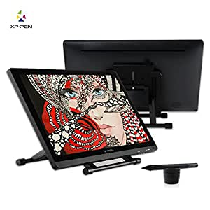 XP-Pen Artist22 22-inch Pen Display Graphic Monitor Ips Monitor Drawing Tablet Dual Monitor (Artist 22)