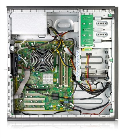 HP Compaq 8100 Elite Convertible Minitower PC Intel Core (i5
