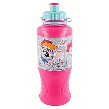ALMACENESADAN 9991, Botella Sport My Little Pony, 400ml, Productos de plástico Libre BPA
