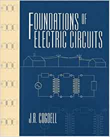 Foundations of electric circuits jr cogdell 9780139077425 foundations of electric circuits jr cogdell 9780139077425 amazon books fandeluxe Images