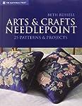 Arts & Crafts Needlepoint: 25 Pattern...