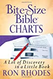 Bite-Size Bible™ Charts, Ron Rhodes, 0736944818