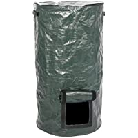 Macabolo Cubo de basura biológico para cocina, jardín, patio o compost, bolsa ecológica de polietileno, para plantas…