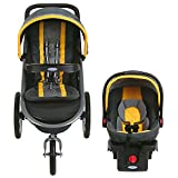 Graco FastAction Jogger Travel System or SnugRide Click Connect 35 Elite, Sunshine