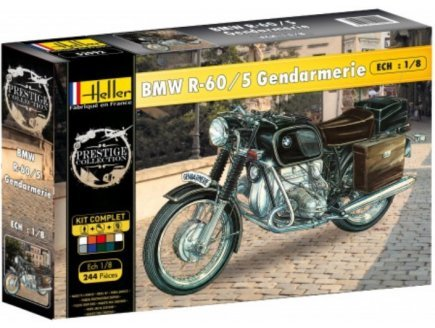Heller 52992 - Modellbausatz BMW R-60/5 Gendarmerie