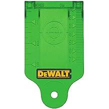 DEWALT DW0730G Green Laser Target Card