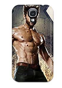 Fashionable Style Case Cover Skin For Galaxy S4- Wolverine In X Men Days Of Future Past