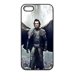 DIY Phone Cover Custom Dracula Untold For iPhone 5, 5S NQ6343121
